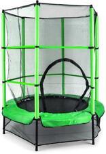 Klarfit Rocketkid Trampolin 140 cm Durchmesser Trampolin bis max. 50 kg