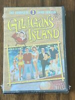 Gilligans Island - The Complete Third Season (DVD, 2012, 5-Disc Set)