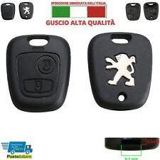 Cover Guscio Key Chiave a 2 tasti per Peugeot 307 406 206 106 207 Telecomando ..