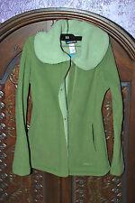 Patagonia  Womens Arctic jacket Spanish moss/ green / XS new shearling  fleece