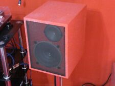 Saba Greencone Breitband - Lautsprecher Alnico 1 Paar
