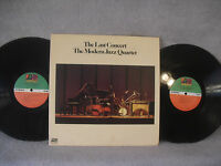 Modern Jazz Quartet, The Last Concert, Atlantic SD 2-909, 1975, 2 LPs Gate, JAZZ
