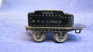 IVES Prewar O Gauge No.11T Tender for Steam Loco! CT