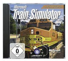Microsoft Train Simulator Legendäre Lokomotiven für PC Lok Zug Wagon Schiene Neu