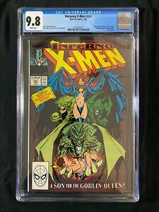 Uncanny X-Men #241 CGC 9.8 (1989) - Goblin Queen cover