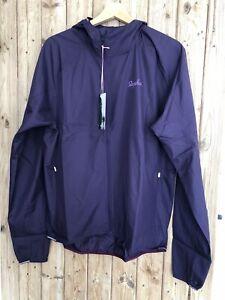Rapha Commuter Breathable Lightweight Jacket Mens Medium Purple