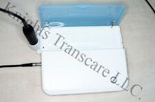 TRANSCARE-2.3 Portable A/B Eye Scan Pachymeter Ophthalmic Ultrasound Machine USA