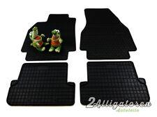 4 x Gummi-Fußmatten ☔ für RENAULT Megane II 2002 - 2006