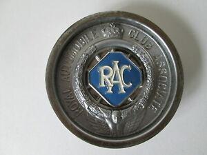 RAC type 11 1939-45.RAC badge. AA badge.Motor club badge.Grill badge.