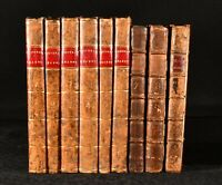1760-1767 9vol The Life and Opinions of Tristram Shandy Laurence Sterne 1st E...