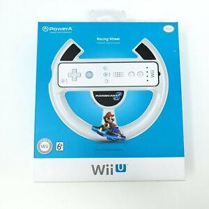 PowerA MARIO KART 8 RACING WHEEL - NINTENDO Wii U / Wii