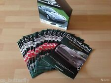 The complete collection of 80 pieces from magazines Series Supercars Deagostini