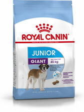 Royal Canin Giant Junior Complete Dog Food For Large Giant Breed Puppies 15kg