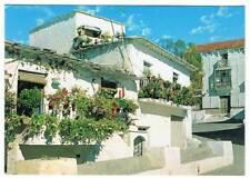 Postal de Capileira, Granada. Calle típica. Las Alpujarras. Nº 71. Ed. Postales