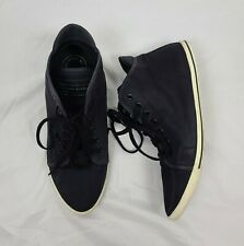 Marc Jacobs Standard Supply Workwear Black Fabric Sneakers sz 41 (9 US)