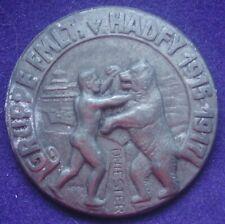 AUSTRIA KAPPENABZEICHEN W.W.I GRUPPE FMLT v. HADFY 1915/1917 DNIESTER GALIZIA #2