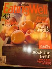 EATING WELL MAGAZINE JULY AUGUST 2015 42 FAST & HEALTHLY RECIPES BRAND NEW