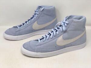 Nike Blazer Mid 77 Suede Hydrogen Blue Sneaker, Size 15 BNIB CI1172-401
