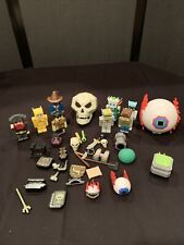Terraria Figure Collection With Accessories All Shown In Lot
