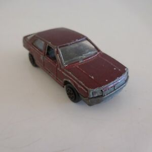 Voiture tourisme miniature car RENAULT 25 1985 MAJORETTE MADE IN FRANCE