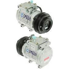 A/C Compressor Omega Environmental 20-10595