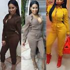 Womens Ladies Sexy Bodycon Jumpsuit Romper Trousers Clubwear Bodysuit Playsuit