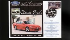 2000 FORD 75th ANNIV COV, 1997 EL FORD FALCON XR8