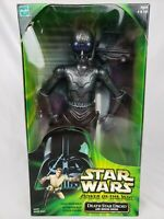 *NEW IN BOX* SEALED Star Wars Power of the Jedi Death Star Droid Figure RARE