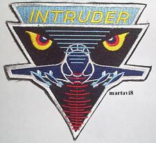 US. Navy `INTRUDER` Aircraft Cloth Badge (A1)