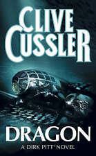 Dragon by Clive Cussler (Paperback) New Book