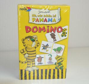 NEU / Domino - Oh, wie schön ist Panama - Janosch - Noris