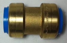"PUSH FIT FITTINGS 1"" QUICK CONNECT PUSH FIT COUPLING SHARKBITE STYLE"