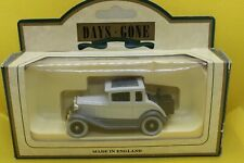 Lledo Days Gone 1930 Model A Ford Coupe in Grey