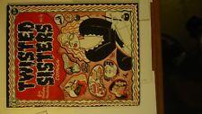 Kitchen Sink, 1995 TWISTED SISTERS COMICS #4 Aline Kominsky-Crumb VF-NM