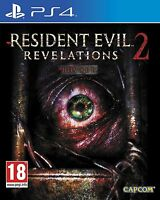Resident Evil Revelations 2 Complete Set (PS4) NEW