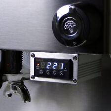 PID kit for Rancilio Silvia Espresso, w/ Pre-infusion, White Display