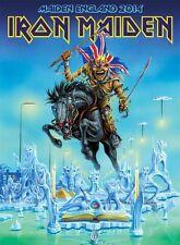 Iron Maiden - Maiden England 2014 Tour Sticker or Magnet