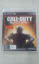 Call of Duty Black Ops III 3 PS3 Game (NEW)