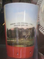 FRENCH LICK SPRINGS HOTEL CUP FRENCH LICK WEST BADEN VINTAGE OLD CHINA HANDPAINT