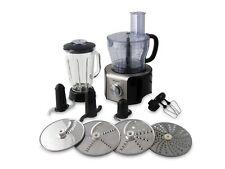 Robot da cucina con accessori