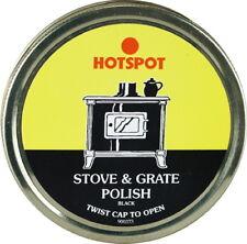 Hotspot Black Stove & Grate Polish / Black Lead 170g