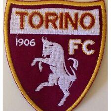 [Patch] FC TORINO 1906 Sport Calcio cm 7,5 x 9 toppa ricamata termoadesiva -460