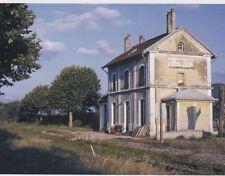 2008  --  L ANCIENNE GARE DE IZEUX   3D046