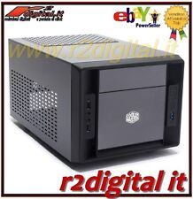 CASE COOLER MASTER MINI ITX ELITE 120 ADVANCED USB 3.0 ATX PICCOLO COMPUTER PC