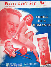 1945 -Thrill of Romance -Don't Say No-Williams,Melchior