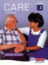 S/NVQ Level 2 Care Candidate Handbook: Student Handbook, Nolan, Yvonne Paperback