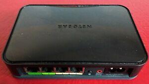 Netgear XAV1004 Powerline AV 200 Mbps 4 Port AV Adapter with Ethernet Switch