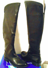 WHITE MOUNTAIN (CROONER BLACK/SMOOTH BOOT) WOMEN'S SIZE 7 BRAND NEW!!!