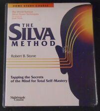 The Silva Method The Secrets of the Mind Robert B. Stone 7 Audio Cassette Tapes