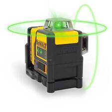 Dewalt DW0811LG 12V MAX* 2 x 360 Green Line Laser
